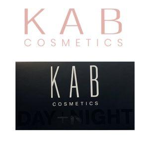 KAB Cosmetics DAY + NIGHT Eyeshadow Palette